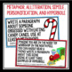 CHRISTMAS FIGURATIVE LANGUAGE WRITING TASK CARDS