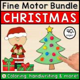 CHRISTMAS Fine Motor Activity Set