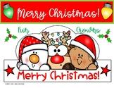 CHRISTMAS HATS / CROWNS