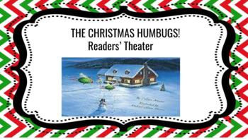 CHRISTMAS HUMBUG READERS' THEATER ACTIVITY PACKET ( FOR PUBLIC SCHOOLS)
