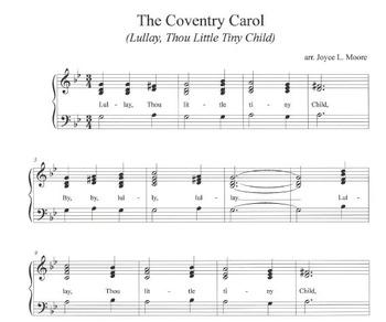 CHRISTMAS HYMNS - 3 Easy Chimes & Bells Arrangements BUNDLE #4