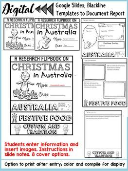 CHRISTMAS IN AUSTRALIA DIGITAL RESEARCH: GOOGLE CLASSROOM