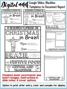 CHRISTMAS IN BRAZIL DIGITAL RESEARCH: GOOGLE CLASSROOM