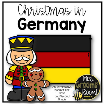 CHRISTMAS IN GERMANY BOOKLET
