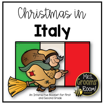 CHRISTMAS IN ITALY BOOKLET