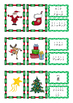 CHRISTMAS IN JAPAN: Playing card set