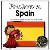 CHRISTMAS IN SPAIN BOOKLET