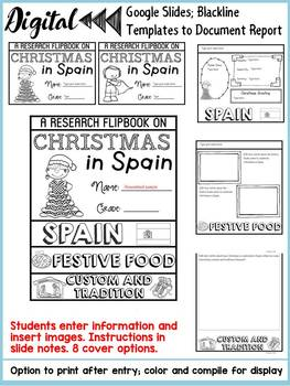 CHRISTMAS IN SPAIN DIGITAL RESEARCH: GOOGLE CLASSROOM