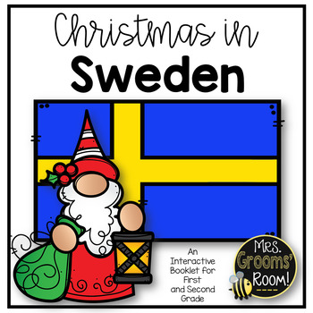 CHRISTMAS IN SWEDEN BOOKLET