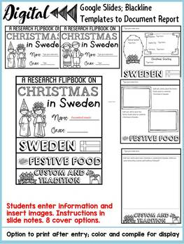 CHRISTMAS IN SWEDEN DIGITAL RESEARCH: GOOGLE CLASSROOM