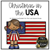 CHRISTMAS IN THE USA BOOKLET