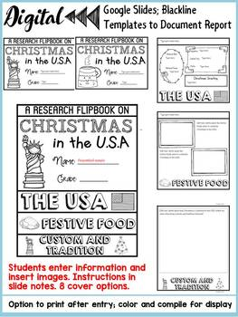 CHRISTMAS IN THE USA DIGITAL RESEARCH: GOOGLE CLASSROOM