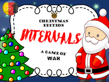 CHRISTMAS INTERVALS - A GAME OF WAR