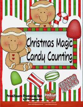 CHRISTMAS MAGIC CANDY COUNT