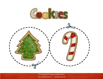 CHRISTMAS MAGIC COOKIE COLORS