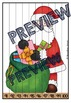 CHRISTMAS MATH ACTIVITIES: CHRISTMAS COUNTING PUZZLES: CHRISTMAS MATH CENTER