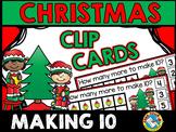 CHRISTMAS ACTIVITIES KINDERGARTEN (MAKING 10 TO ADD)