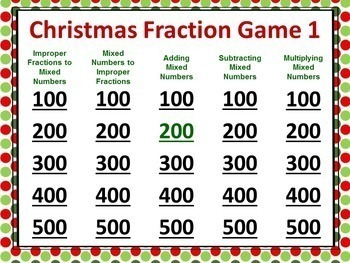 Christmas Math Mega Bundle - Worksheets, Task Cards, and PowerPoint Games