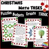 CHRISTMAS MATH Activities and Tasks