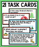 CHRISTMAS MULTIPLY AND DIVIDE FRACTION TASK CARDS AND WARM-UPS