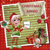 CHRISTMAS & NEW YEAR BINGO. CHRISTMAS & NEW YEAR ACTIVITIES. NEW YEAR 2018