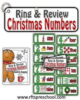 CHRISTMAS NUMBERS (RING & REVIEW)