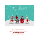 CHRISTMAS PERFORMANCE TASK