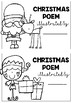 CHRISTMAS POEM BOOKLET