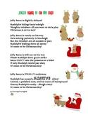 CHRISTMAS  POEM - JOLLY SANTA IS ON HIS WAY- ORIGINAL