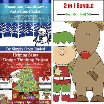 CHRISTMAS Packet Project Bundle