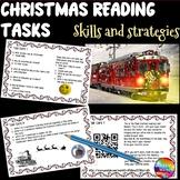 CHRISTMAS READING Activities Literacy Center Polar Express Tasks