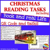 CHRISTMAS READING Activities Literacy Center Polar Express Tasks
