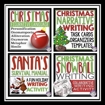 CHRISTMAS READING & WRITING