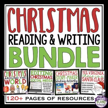 CHRISTMAS READING & WRITING BUNDLE
