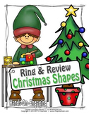 CHRISTMAS SHAPES (RING & REVIEW)