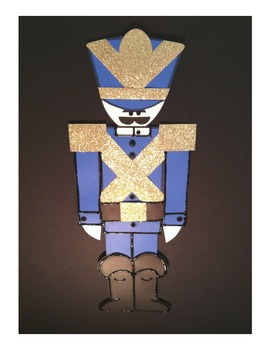 CHRISTMAS SOLDIER ACTIVITY AND CARD