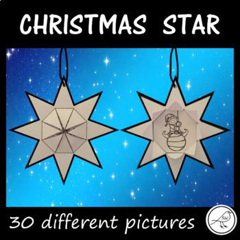 CHRISTMAS STAR – Write a Christmas Wish
