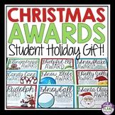 CHRISTMAS STUDENT AWARDS: HOLIDAY GIFT
