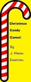 CHRISTMAS CANDY CANES! (SOME SPANISH READER; FUN ACTIVITIES, COMMON CORE, 16 PP)