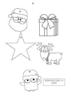 CHRISTMAS TAGS/DECORATIONS TO MAKE