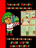 CHRISTMAS THEME FUN WITH NUMBERS!
