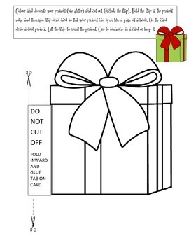 CHRISTMAS TIME ACTIVITIES TO MAKE AND DO - includes original Elf poem