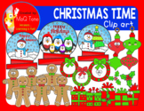 CHRISTMAS TIME CLIPART