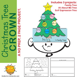 CHRISTMAS TREE CROWN *3 Projects in 1*