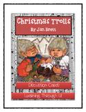Jan Brett CHRISTMAS TROLLS - Discussion Cards