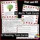 CHRISTMAS Task Cards BUNDLE Reading Writing Math Language
