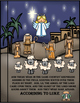 CHRISTMAS:  The First Christmas Announced to the Shepherds