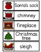CHRISTMAS Word Cards {Capital & Lowercase}