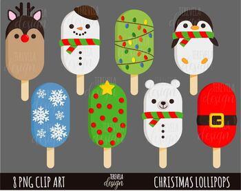 CHRISTMAS clipart, CHRISTMAS DESSERTS, CUTE CHRISTMAS, XMAS