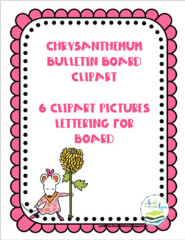CHRYSANTHEMUM BULLETIN BOARD